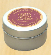 L'Occitane Candied Fruit Solid Home Perfume