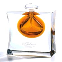 Hermes 24, Faubourg crystal bottle