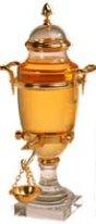 Caron perfume urn