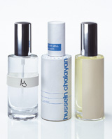 Curated by Colette fragrance trio