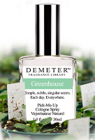 Demeter Greenhouse fragrance