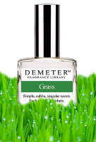 Demeter Grass fragrance