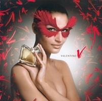 Valentino V advert