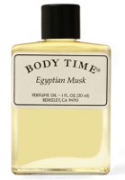 Body Time Egyptian Musk oil