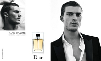 Dior Homme fragrance advert with Jamie Dornan