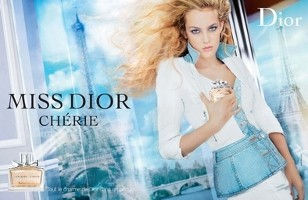 Riley Keough for Miss Dior Cherie