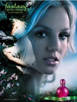 Britney Spears Fantasy advert