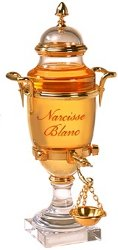 Caron Narcisse Blanc urn