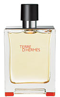 Terre d'Hermes cologne for men, fragrance bottle