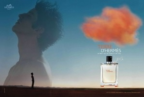 Hermes Terre d'Hermes fragrance advert