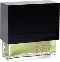 Gucci Envy for men, fragrance bottle