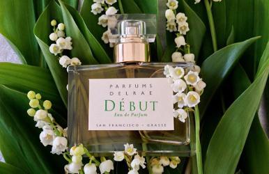 Parfums DelRae Debut