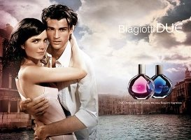 Laura Biagiotti Due Donna and Uomo fragrances