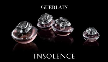 Guerlain Insolence fragrance bottles