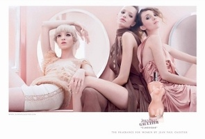 Jean Paul Gaultier Classique fragrance advert