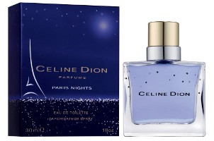 Celine Dion Paris Nights perfume