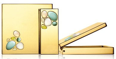 Estee Lauder Private Collection Tuberose Gardenia solid perfume