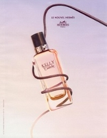 Hermes Kelly Caleche fragrance advert