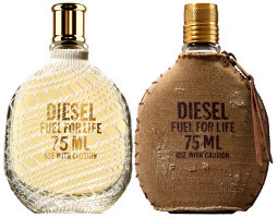 Diesel Fuel for Life fragrances