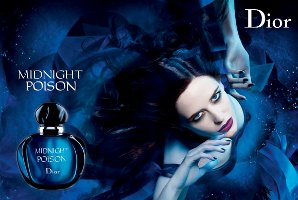Midnight Poison by Christian Dior perfume advert