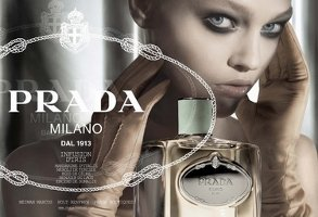 Prada Infusion d'Iris perfume advert