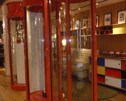 Liberty, Frederic Malle sniffing booths