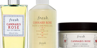 Fresh Cannabis Rose fragrance