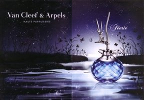 Van Cleef & Arpels Feerie fragrance advert