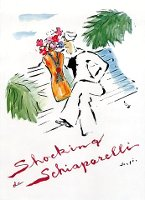 Schiaparelli Shocking vintage advert 2