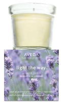Aveda Light The Way candle 2009
