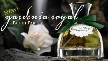 Mistral Gardenia fragrance