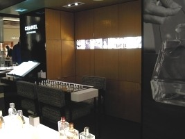 Chanel boutique at Saks Fifth Avenue