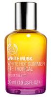 The Body Shop White Musk White Hot Summer fragrance