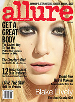 Allure May 09, Blake Lively
