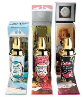 Benefit Crescent Row perfumes