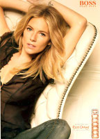 Sienna Miller for Hugo Boss Boss Orange perfume