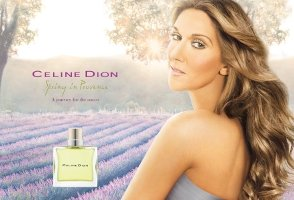 Celine Dion Spring in Provence perfume