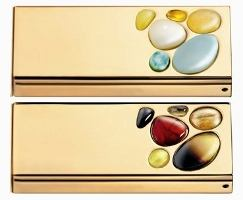 Estee Lauder Private Collection solid perfume compacts
