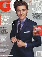 GQ Magazine, May 2009