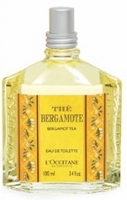 L'Occitane The Bergamot Bergamot Tea fragrance