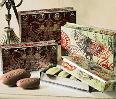 Ortigia soap sets