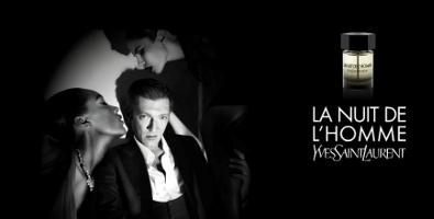 Yves Saint Laurent La Nuit de L'Homme cologne for men