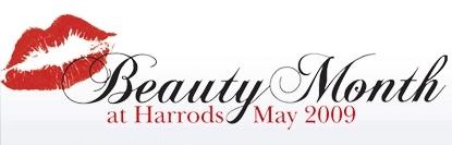 Harrods Beauty Month 2009