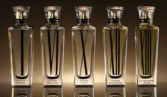 Cartier Les Heures de Parfum