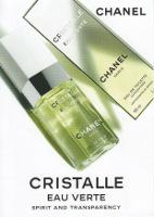 Chanel Cristalle Eau Verte perfume