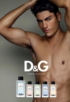 Tyson Ballou for D&G Le Bateleur 1 fragrance