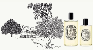 Diptyque L'Eau de Tarocco fragrance