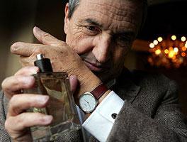 Perfumer Jean-Claude Ellena