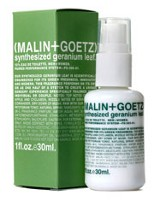 Malin + Goetz Synthesized Geranium Leaf fragrance