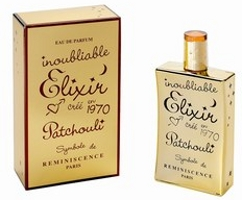 Reminiscence Elixir Patchouli fragrance